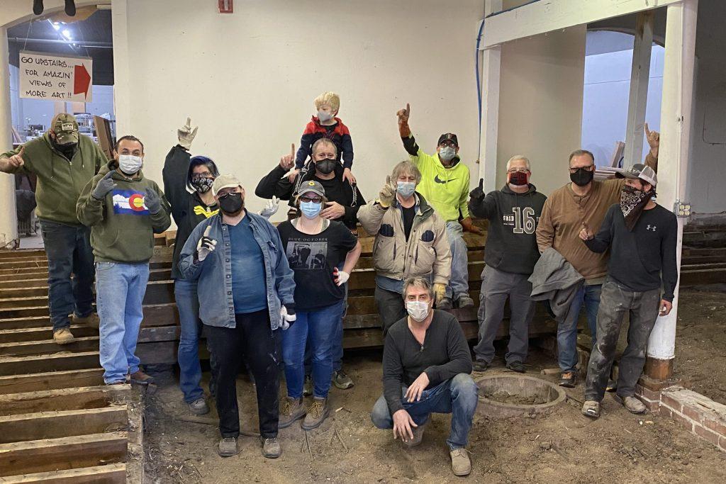 VFW Post 1 Renovation
