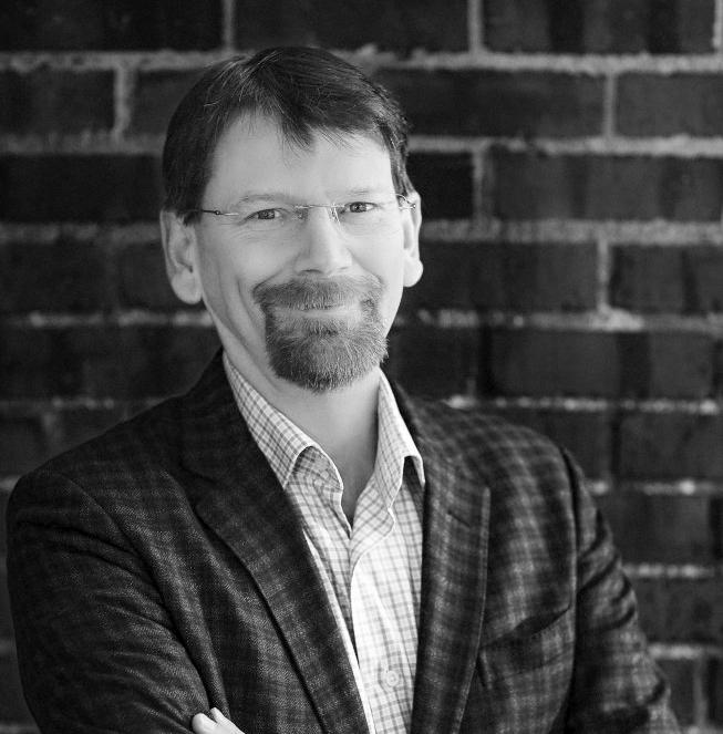 Headshot of Michael Mitchel, Executive Director of Post 1 Foundation